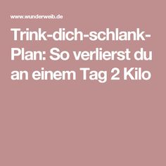 Trink-dich-schlank-Plan: So verlierst du an einem Tag 2 Kilo Smoothie Drinks, Detox Drinks, Smoothies, Law Carb, Fitness Tips, Health Fitness, Keto Diet For Beginners, Loose Weight, Get In Shape