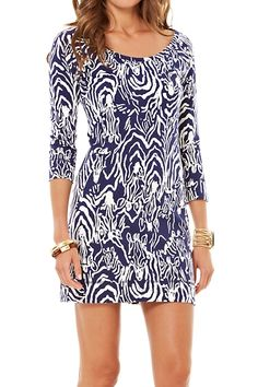 Lilly Pulitzer Preston French Terry Shirt Dress