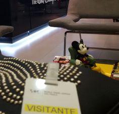"""The Walt Disney Company Brasil [São Paulo, Brasil] Quando o calendário de viagens é intenso, todo intervaloque ficamosem """"casa"""" (o que significa São Paulo) tem agenda agitada. Visita a clientes aqui, prospecção de novos ali, encontros com colaboradores acolá. Mas nada que seja uma loucura, é claro! A ideia é justamente reservar um tempo naContinue Lendo"""