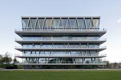 Christian Kerez - Leutschenbach School, Zurich, Switzerland (2009) #school #educational