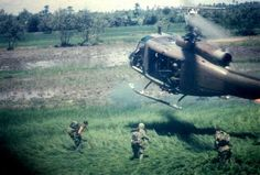 191st Assault Helicopter Co. - Vietnam War Era
