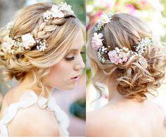perfect wedding up do #wedding #hair