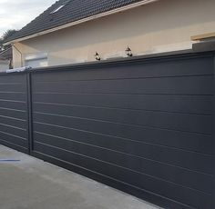 Big aluminium gate Aluminium Gates, Garage Doors, Backyard, Big, Outdoor Decor, Garden, Home Decor, Homemade Home Decor, Yard