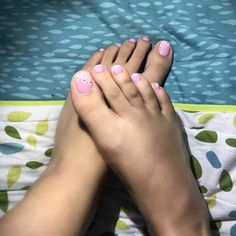 Nail art inspiration- Pink, Roses, Margaritas pedicure
