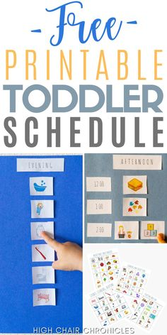 Check out this free printable toddler schedule to help you organize your day! Use this visual schedule to help your toddler get used to a routine and set expectations. This is the perfect schedule for toddlers at home! Toddler Sleep, Toddler Play, Toddler Learning, Toddler Gifts, Quiet Time Activities, Toddler Activities, Toddler Schedule, Toddler Discipline, Postpartum Recovery