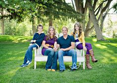 Family Photography Pose Bloom & Grow Photography Utah Photographer
