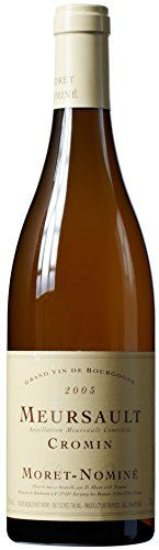 2005 MoretNomine Meursault Clos du Cromin 750 mL -- You can find out more details at the link of the image.