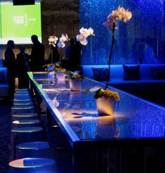 Corporate Presentation w/ cocktail party