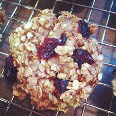 Try 1. Oatmeal Breakfast Cookies