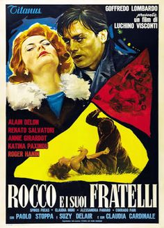 A Film A Day: Rocco and His Brothers (1960)