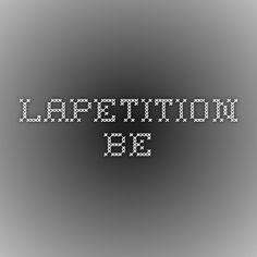 lapetition.be