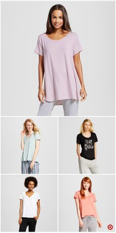 Shop Target for sleep tee shirts you will love at great low prices. Free shipping on orders of $35+ or free same-day pick-up in store.