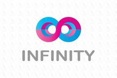 infinity - $300 http://www.stronglogos.com/product/infinity #logo #design #sale #advertising #media #entertainment #company #developer