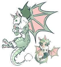 Izuku es un niño que solo confía en las criaturas y desconfía de los … #fanfic # Fanfic # amreading # books # wattpad My Hero Academia Episodes, My Hero Academia Shouto, Hero Academia Characters, Cute Creatures, Fantasy Creatures, Mythical Creatures, Boko No, Villain Deku, Cute Art