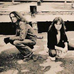 Cliff Burton RIP and Lars Ulrich