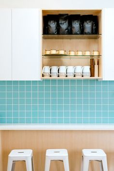 8 Ideas For Introducing Pastels Into Your Interior // Create A Pastel Backsplash…