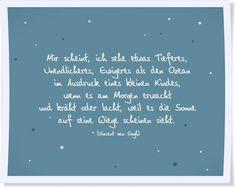 Zauberhafte Sprüche zur Geburt - ausgesucht von unserem Team vom myToys Blog. http://www.mytoys.de/my-blog/die-schonsten-spruche-zur-geburt/