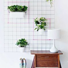 DIY plantenrek van Lana Red