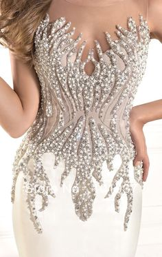 crystal dress - Google Search