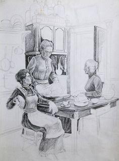 Güzel sanatlara hazırlık Karakalem imgesel çizimi. Human Figure Sketches, Figure Sketching, Figure Drawing, Sketch Paper, Pen Sketch, Art Sketches, Gesture Drawing, Pencil Art Drawings, Illustrations