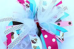 Love this website - lots of Hairbow tutorials