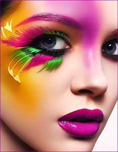 # CREATIVE FACE MAKE UP
