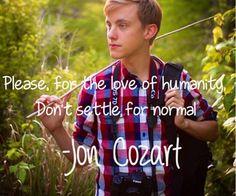 Jon Cozart :3 by Nina_fr on We Heart It