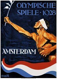 Amsterdam's Games of 1932