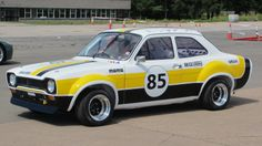 Ford Escort (Class B - Mildly Modified 1600 - + fully modified class… Escort Mk1, Ford Escort, Mk 1, Class B, Cars And Motorcycles, Rally, Race Cars, Old School, Classic Cars