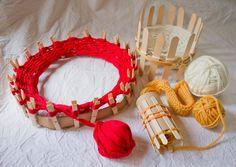 Los tricotines son herramientas sencillas para aprender a tejer, y de uso muy fácil para los niños. Pero no siempre es fácil encontrar ...