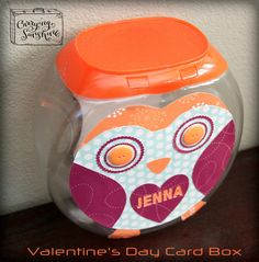 Can't forget the tide pod container....could really come up with some creative ways to use it for other shaped boxes too. Valentine Box.
