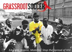 Just Kicking It: Soccer Can Help – Grassroot Soccer Programme Stay Fit, Feel Good, Opportunity, Kicks, Soccer, African, Canning, Sport, Fitness