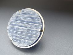Moon Brooch - BAW 52/5 | Also know as the yoghurt pot brooch… | Flickr