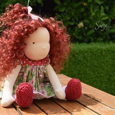 Sage is lucky last for the night  #dollforsale #madeinaustralia #handmadedoll #handmadewithlove #dollmaker #doll #debssteinerdolls #steinerdoll #waldorfdoll #naturaltoys #slowdoll