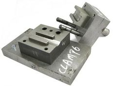 Setting dies for our rope clamps Rope Clamp, At Least, Tools, Handmade, Design, Instruments, Hand Made, Handarbeit