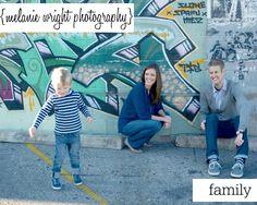 Family Picture Fun, Melanie Wright Photography, Austin,TX, Graffiti Wall