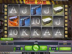 Crime Scene Slotmaskin - Crime Scene Slotmaskin är en av Net Entertainments produkter, den är baserad på en kriminalhistoria. Den har 5 hjul och 15 linjer, med extremt roliga och underhållande spelfunktioner. #Slotmaskiner #Spelautomaten #Jackpot #CrimeScene - http://www.gratis-slot.com/spel/crime-scene-slotmaskin