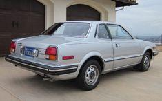 1981 Honda Prelude For Sale Rear