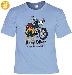 Frühkindliche Rollenspiele ShirtInStyle Longsleeve Karneval Verkleidet als Heimwerker Fasching Karneval Verkleidung Farbe blau Größe S