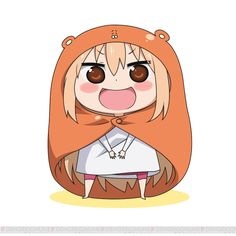 Umaru-Chan Her cape is so cute! I wanna hv one too :):):) Anime Chibi, Kawaii Anime, Manga Anime, Kawaii Chibi, Himouto Umaru Chan, Umaru Chan Gif, Otaku, Ps Vita Games, Card Captor
