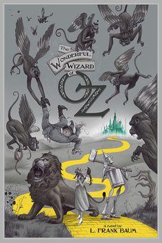 The Wizard of OZ by Jonathan Burton