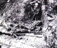 Found Bones of Tsar Nicholas II and Family