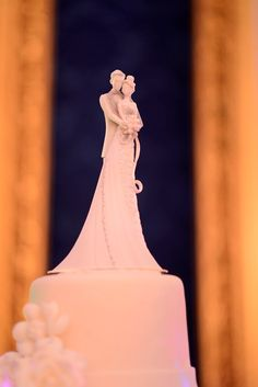 Topo de bolo - Clássico e perfeito!!!