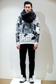 MIHARAYASUHIRO @ Paris Menswear A/W 2014
