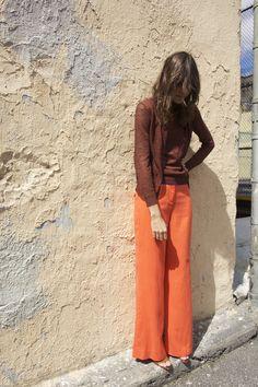 Maryam Nassir Zadeh trousers