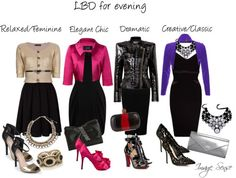 LBD for evening - find out more here: http://www.imagesense.com.au/index.php/4630/lbd/