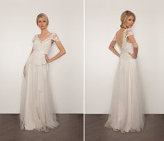 Sarah Janks Bridal Couture 2013 Collection. I don't normally pin wedding stuff but........