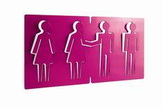 Bathroom hangers by Kafti
