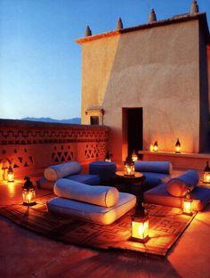 Les plus belles terrasses de Pinterest - Médina