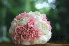 #menyasszonyicsokor #blushpink #örökcsokor Rose, Flowers, Plants, Pink, Plant, Roses, Royal Icing Flowers, Pink Hair, Flower